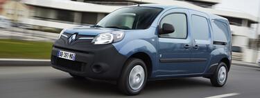 La Renault Kangoo Z.E. ya tiene precio: así es el primer vehículo comercial eléctrico en México