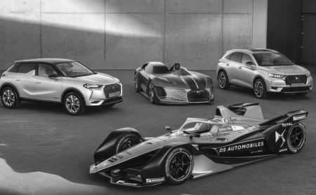 La gama de coches híbridos y eléctricos de DS permitirá, por ejemplo, disponer de un coche de gasolina si lo necesitas