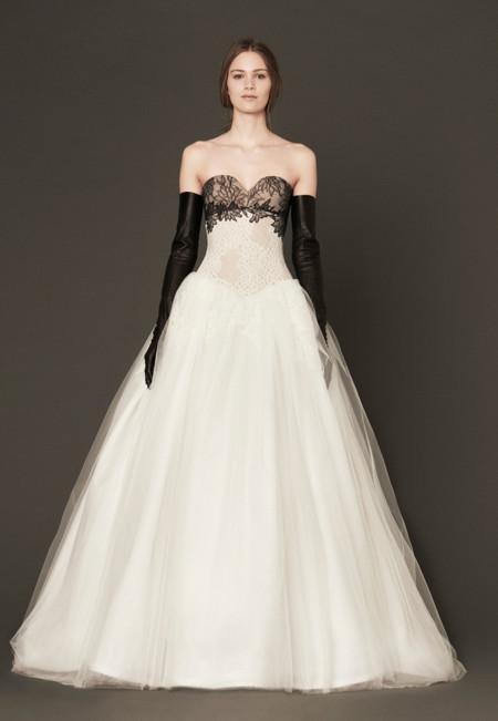 Vera Wang moda novias 2014