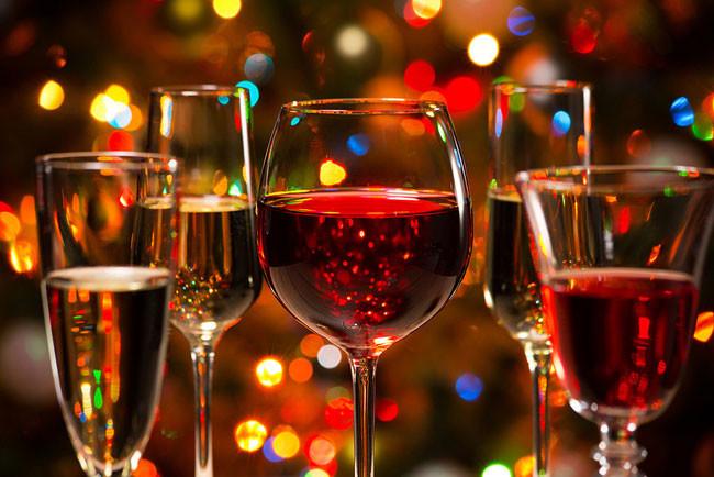 Bebidas para Navidad