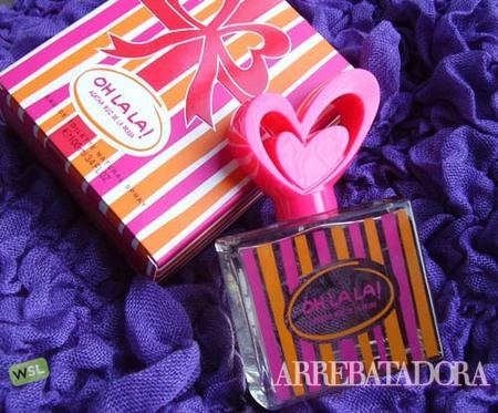 Oh La La!, probamos la nueva fragancia de Agatha Ruiz de la Prada