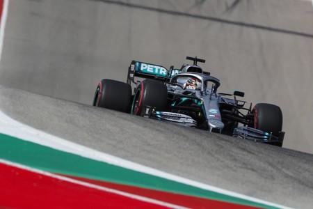 Hamilton Austin F1 2019 2