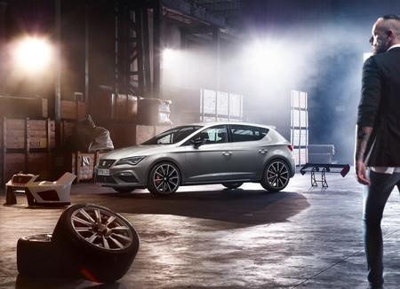 El SEAT León Cupra 2017, con sus 300 hp, ya es el auto más feroz de la marca