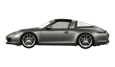 Porsche 911 Targa, ¿eres tu?