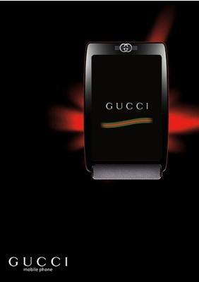 Posible teléfono de Gucci