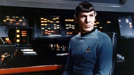 Leonard Nimoy Star Trek 1966