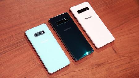 Samsung Galaxy S10e, S10 y S10+, precios y planes con AT&T