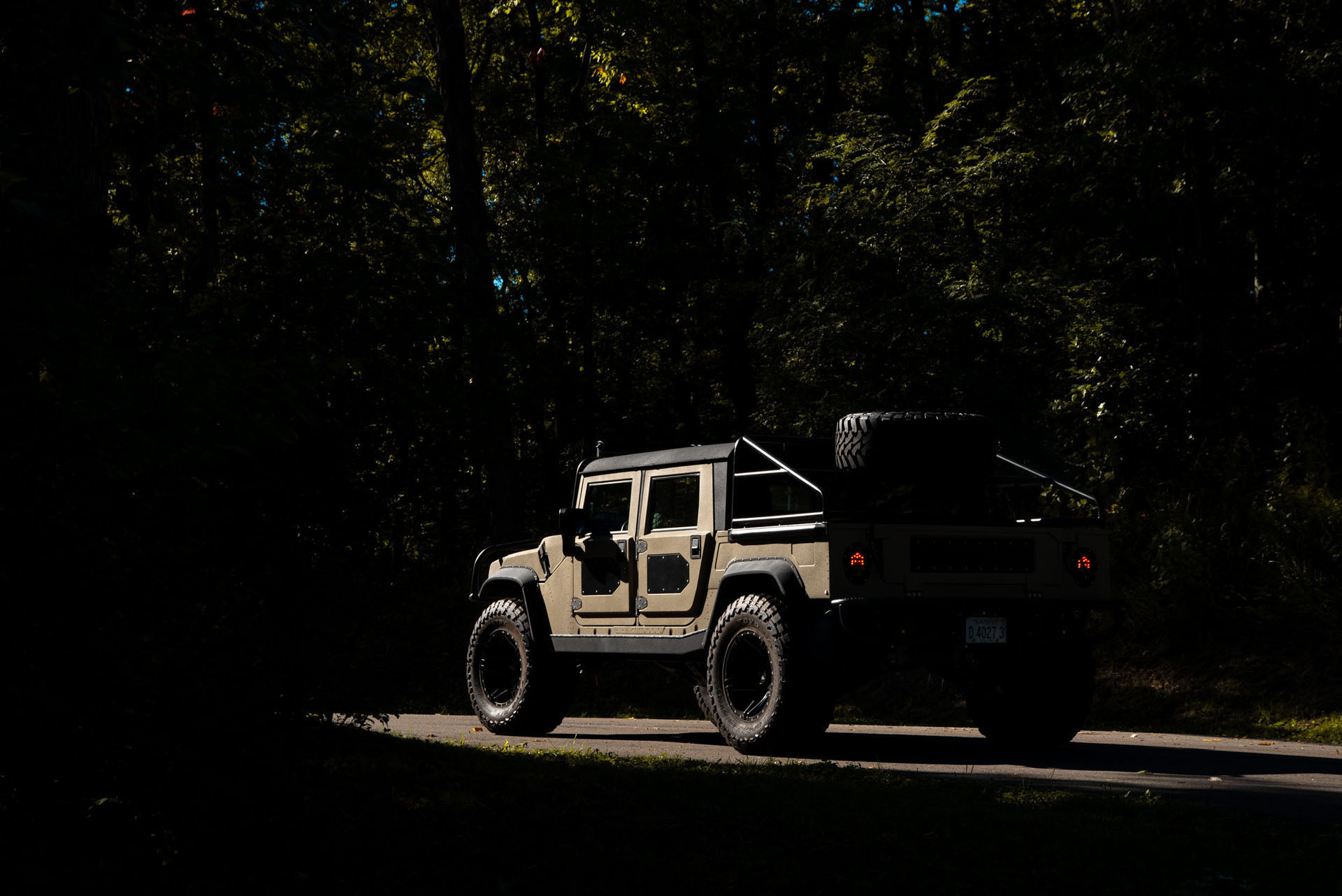 Foto de Hummer H1 by Mil-Spec (6/10)