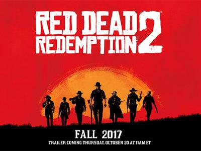 ¡Ya es oficial! Rockstar anuncia Red Dead Redemption 2