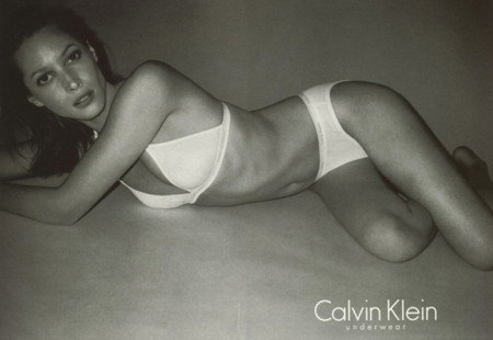 Christy Turlington Calvin Klein Underwear 1996
