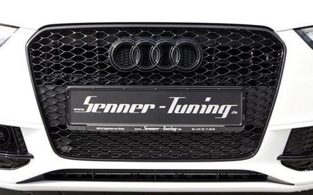 Audi S5 preparado por Senner Tuning