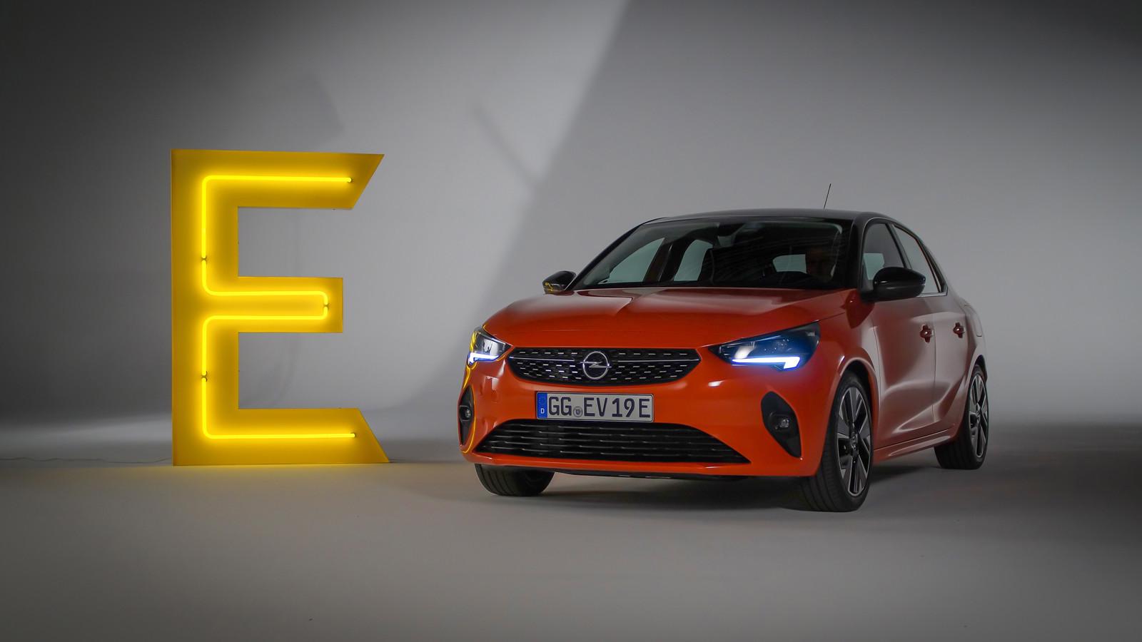 Foto de Opel Corsa 2019 (presentación estática) (20/46)