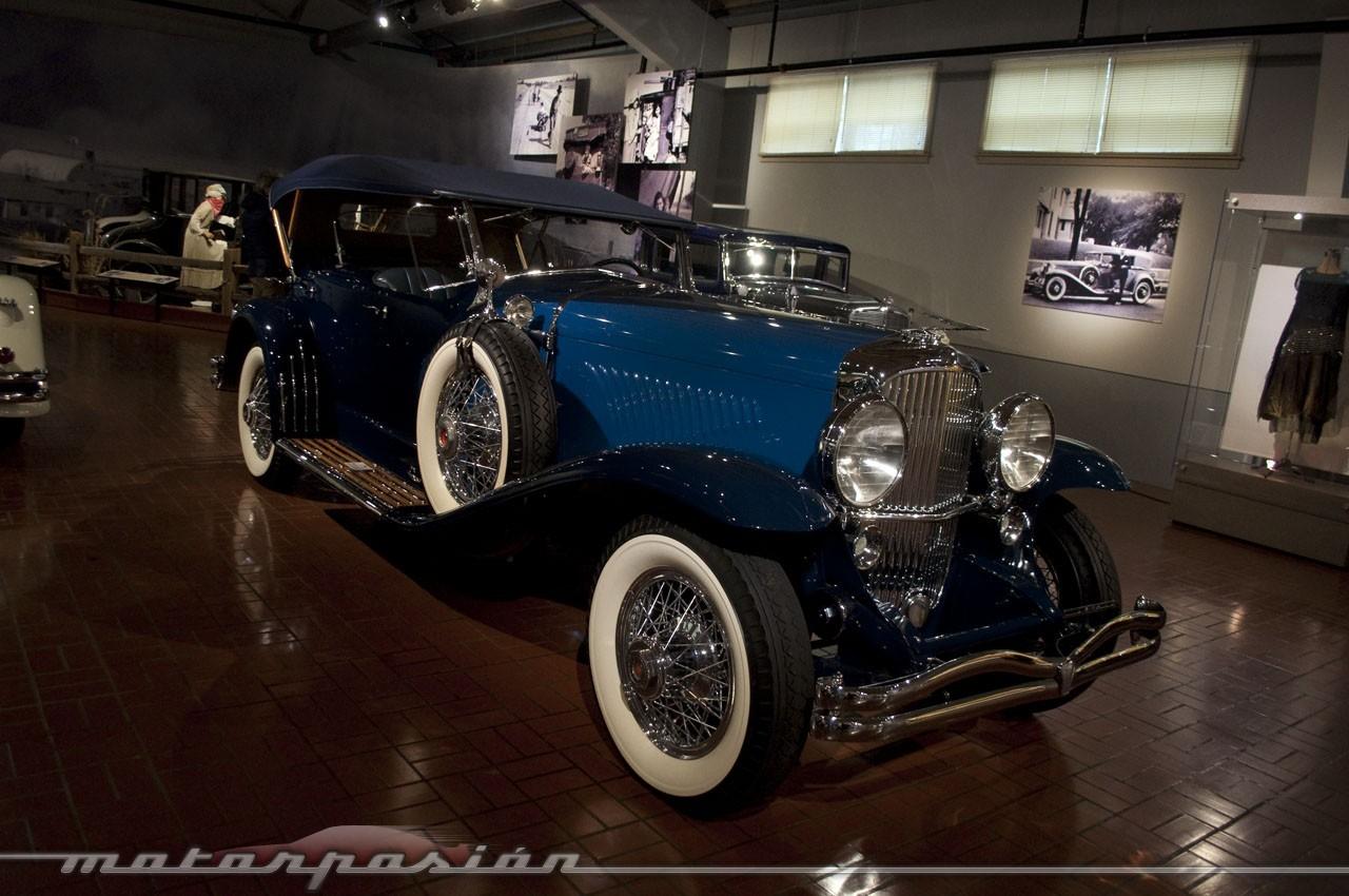 Foto de Gilmore Car Museum (15/61)