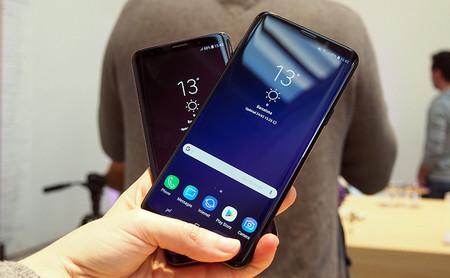 Galaxy S9 y S9+ contra los iPhone 8 y 8 Plus, comparativa de características y precio