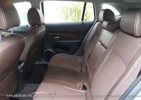 Chevrolet Cruze Station Wagon presentación 30