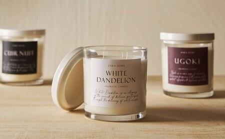 Las mejores rebajas de Zara Home en velas y difusores para aromatizar la casa