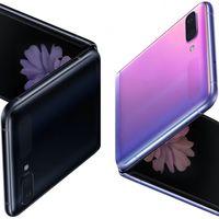 El Samsung Galaxy Z Flip ya se ha mostrado oficialmente durante la ceremonia de los Premios Oscar 2020