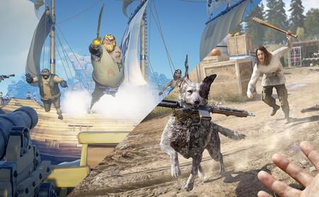 Far Cry 5 frente a Sea of Thieves. O por qué los juegos sin objetivos ya no me divierten como antes