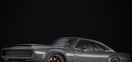 Dodge Super Charger, un buen homenaje de 50 años para un auto icónico