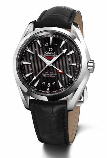 Omega presentará su Seamaster Aqua Terra GMT en Baselworld 2012