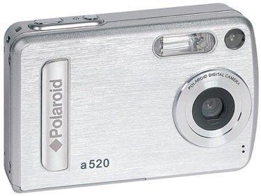 Polaroid a520, sencilla pero barata