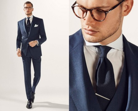 Massimo Dutti Bussines Lux Spring Summer 2016 Collection 02