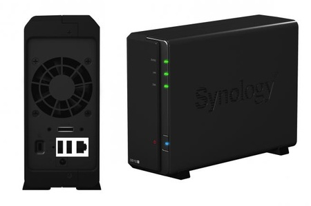 Synology DS112+, un buen NAS para usuarios que buscan una solución sencilla