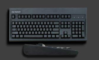 Escribir sin ver el teclado