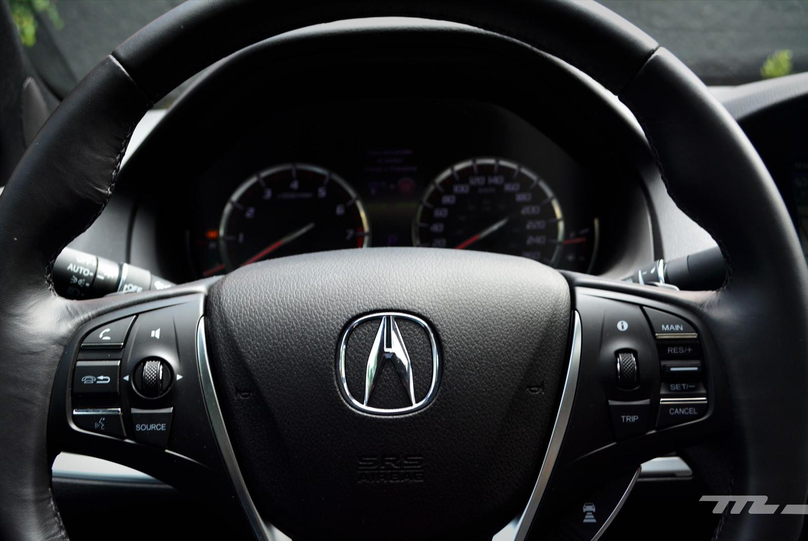 Foto de Acura TLX A-Spec (Prueba) (14/19)