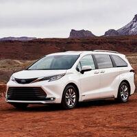 La Toyota Sienna 2021 ya tiene precio en México: híbrida en todas sus versiones