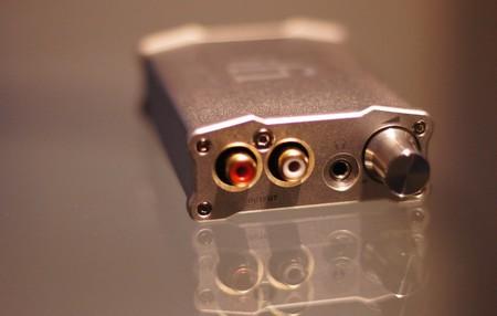Frontal del iFi nano iDSD