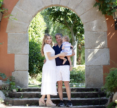 Gustavo Gonzáles y María Lapiedra