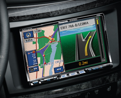 GPS Panasonic Strada