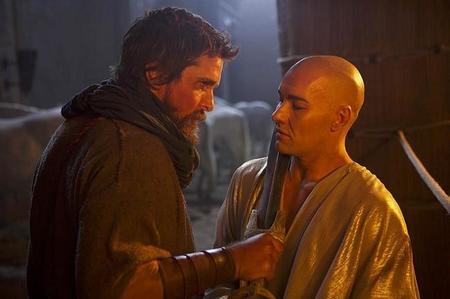Christian Bale y Joel Edgerton en