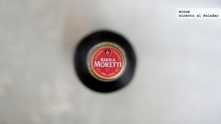 cata de cerveza Birra Moretti - 2