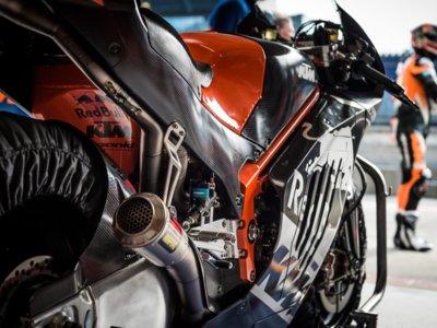 La KTM RC16 de MotoGP debutará esta temporada como wildcard, ¿estará lista?