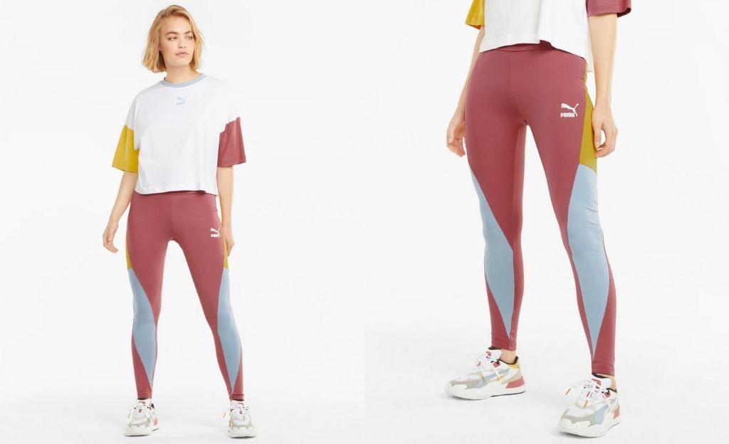 Mallas de cintura alta para mujer CLSX