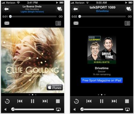 Tres aplicaciones gratuitas para escuchar la radio en tu smartphone