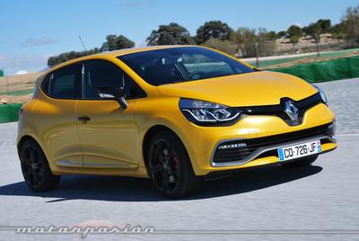 Renault Clio RS 200 EDC, presentación y prueba en Granada (parte 1)