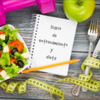 Llevar un diario de comidas y ejercicio: una buena ayuda a la hora de adelgazar