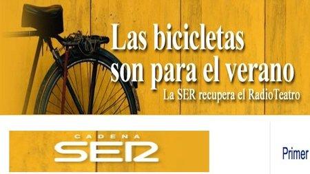Vuelve el radioteatro con 'Las bicicletas son para el verano'
