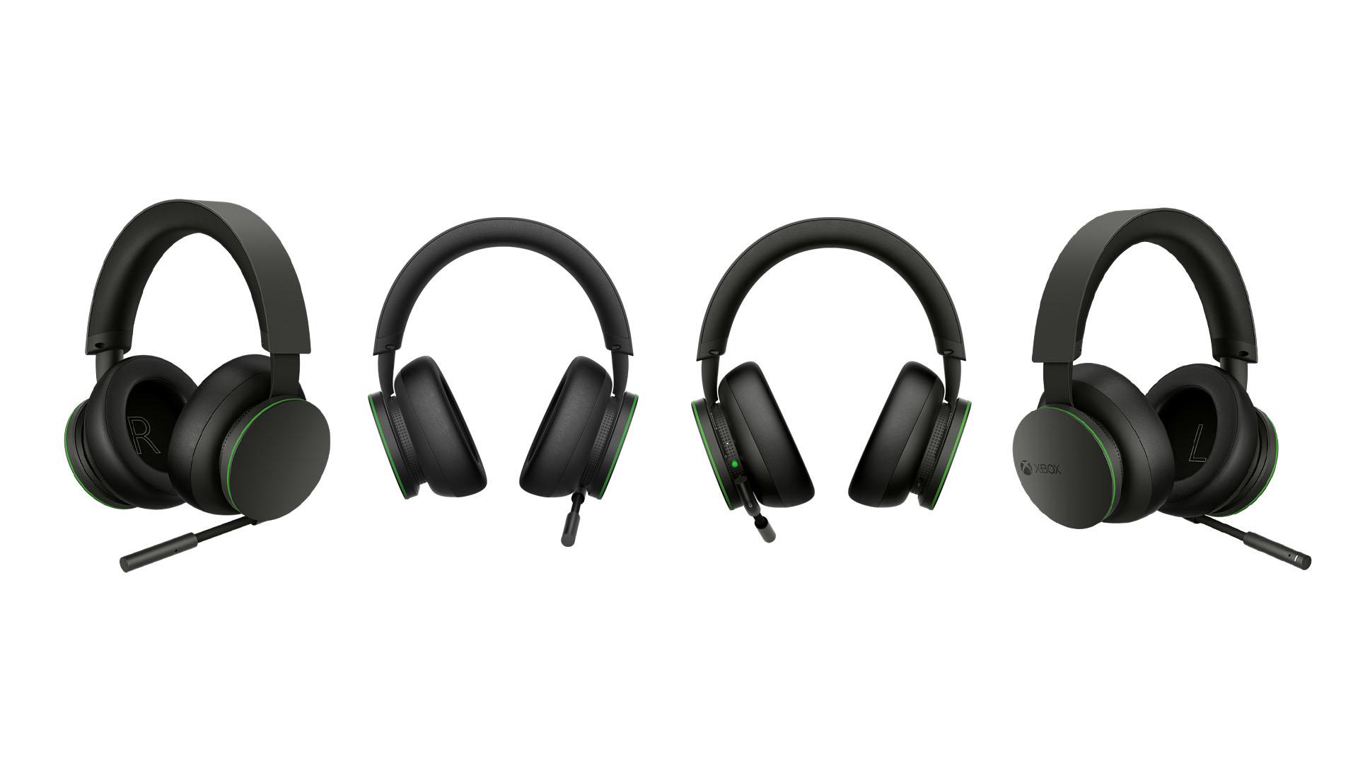 Xbox Wireless Headset - Auriculares inalámbricos para gaming, Automute, Color Negro, 15 horas de autonomía, tecnologías Spatial Sound como Windows Sonic, Dolby Atmos y DTS Headphone:X