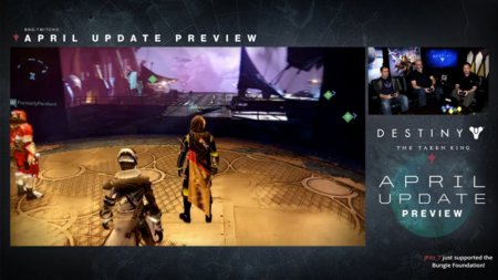 Destiny Actualizacion De Abril 15
