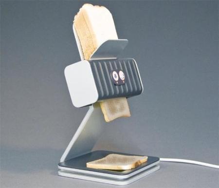 Una tostadora para muchas tostadas