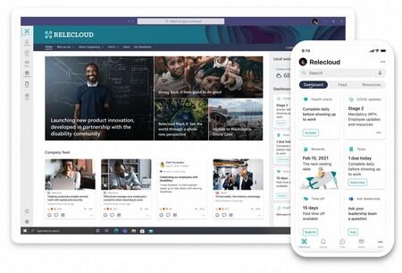 Microsoft Viva es la nueva plataforma todo en uno para el teletrabajo: chat, tareas, estadísticas y cursos en un mismo espacio