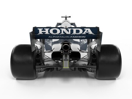 Alpha Tauri Honda F1 2021