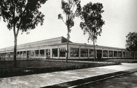 Primera Fabrica De Autos Mexico Ford 6