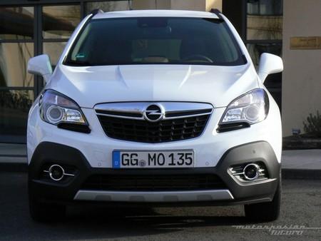 Opel Mokka 1 6 Frente