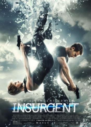 Definitivo póster de La Serie Divergente: Insurgente