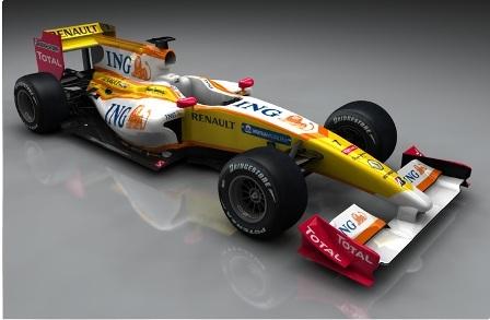 El nuevo Renault R29 no acaba de funcionar